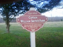 Captain William Smith Farm Cemetery - Museums and Historical Sites