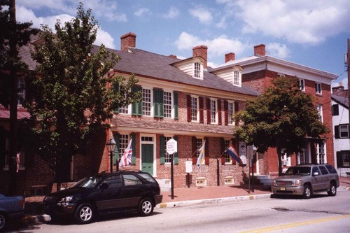 Alexander Grant Mansion