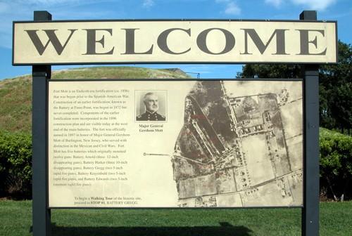 fort mott welcome - Photo Gallery