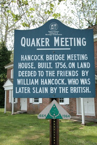 Hancock Bridge Meeting