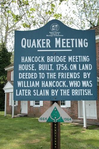 hancock bridge meeting 01 - Photo Gallery