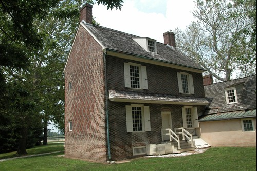Hancock House Historic Site #6