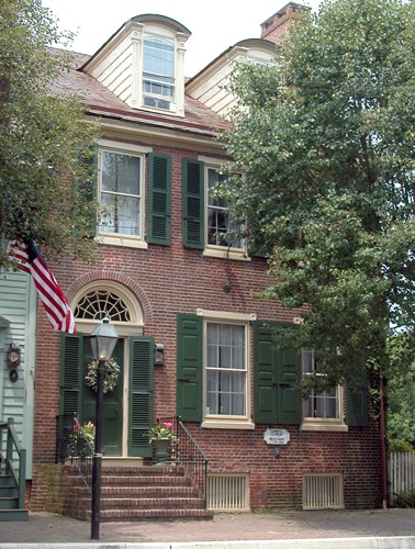 Samuel Clement House, Salem