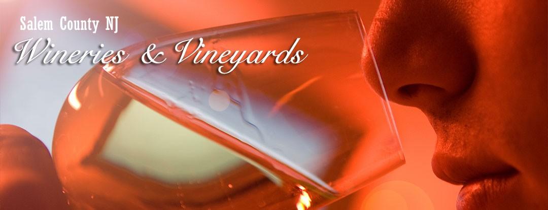 Wineries & Vineyards of Salem County
