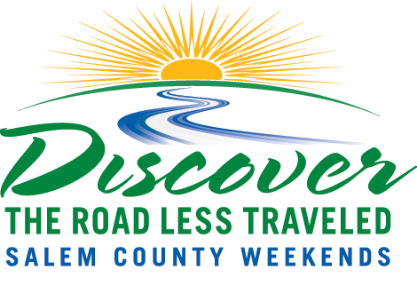 Discover Salem County Weekends Logo