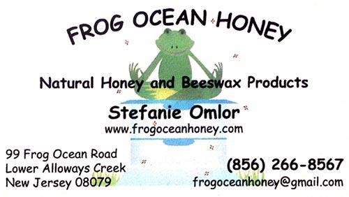 frog-ocean-honey