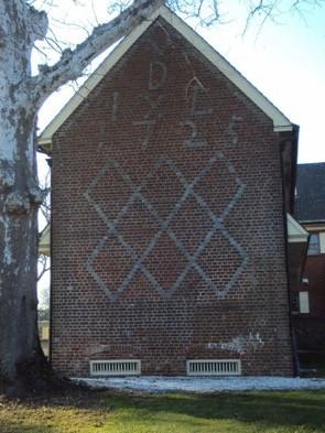 john & leah house from 1725